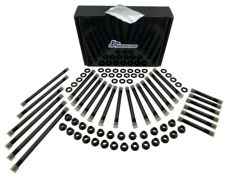 Cylinder Head Stud Kit for 1989-1998 Ram 2500 3500 Cummins 5.9L 12V Turbo Diesel
