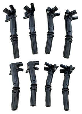 8 Performance Ignition Coils for 10-17 Ford F-150 F-250 F-350 6.2L V8 Super Duty