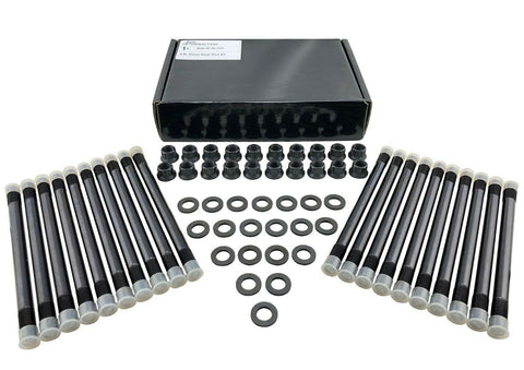 Cylinder Head Studs Kit for 2003-2012 Ford 6.0 6.0L V8 Powerstroke Turbo Diesel