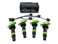 4 Pack Ignition Coils for 2010 2011 KIA Soul 1.6L 4 Cyl Wire Harness Repair Kit