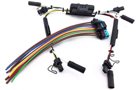 97-03 ford powerstroke diesel glow plug & injector wire harness pigtails  7 3l sd