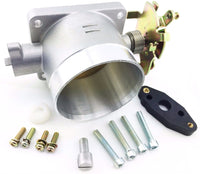 75MM SVT COBRA MACH 1 THROTTLE BODY INTAKE KIT FORD MUSTANG 4.6L 2V GT 4.6 75 MM