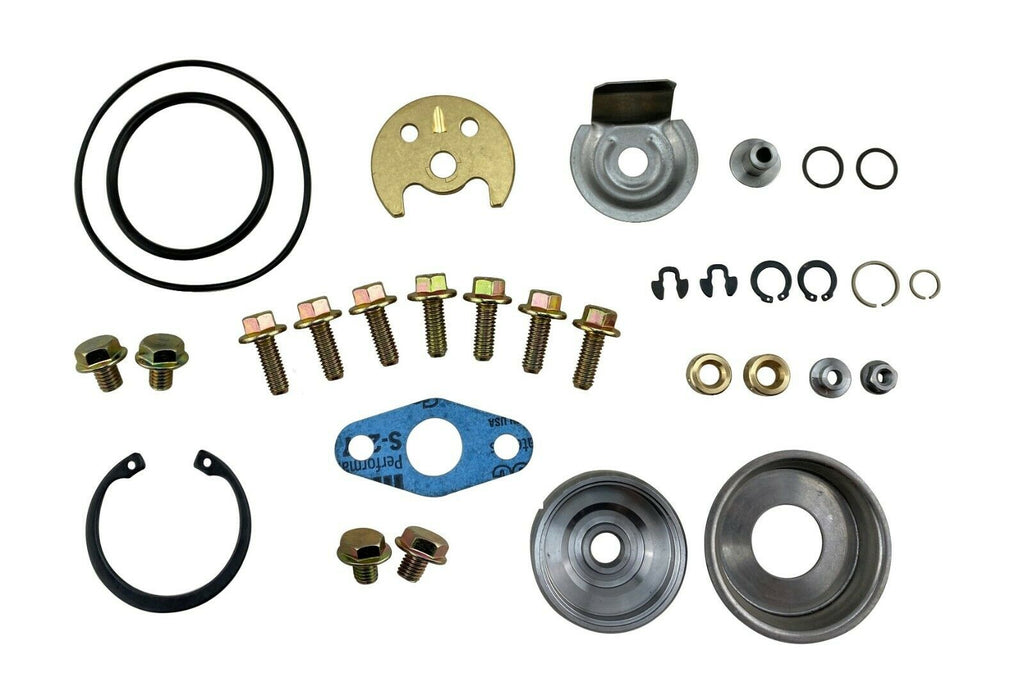 N54 Turbocharger Rebuild Kit for BMW 135I 335I 535I Volvo Mitsubishi TD03 TD02