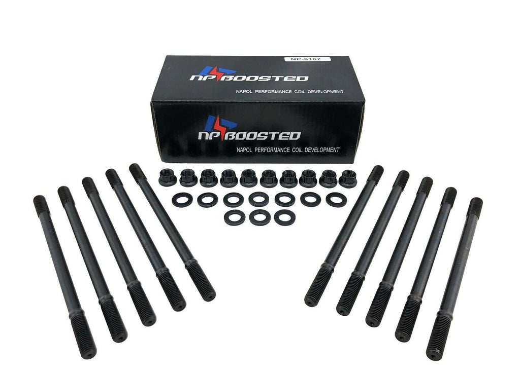 Head Stud Kit for 1994-2001 Acura Integra GSR B18C1 B18C5 DOHC LS VTEC B20 VTEC