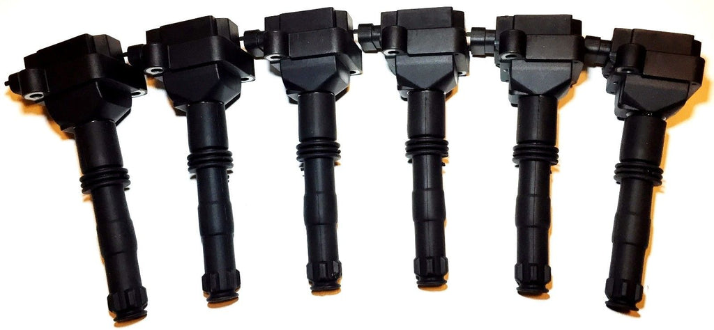 IGNITION COIL PACKS PORSCHE 996 997 987 BOXSTER 2.7L 3.4L 3.6L 3.8L 99660210400