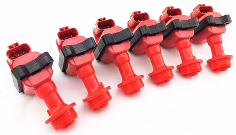 SKYLINE CEFIRO IGNITION COIL PACKS R31 HR31 C33 A31 RB20DET RB20 LAUREL 300ZX RB