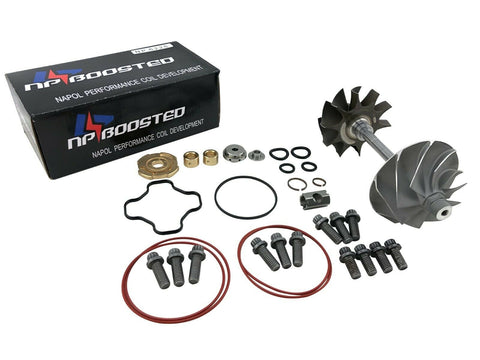 Ford Turbo Kits – NPBoosted