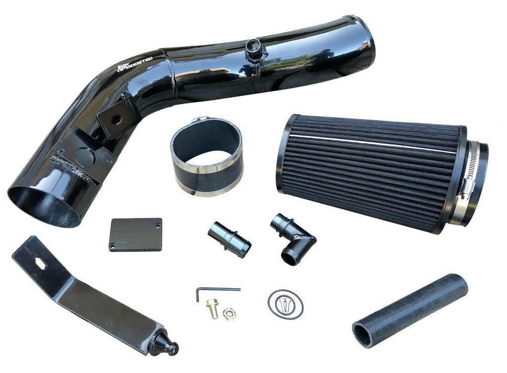 "4"" Hi FLow Air Intake Cone Filter Replacement Kit for Powerstroke 6.0L Diesel V8"