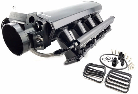 CHEVY L92 L99 LS3 LSA 6.2 Performance Aluminum Intake Manifold Kit + Fuel Rails