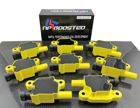 2005-11 Ignition Coil Packs Chevy Express Impala Silverado SSR Suburban Tahoe