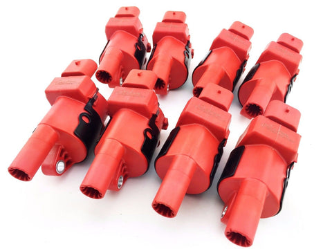 GM CHEVROLET IGNITION COIL PACKS CORVETTE CAMARO 12573190 LS2 LS3 LS4 LS7 D514A