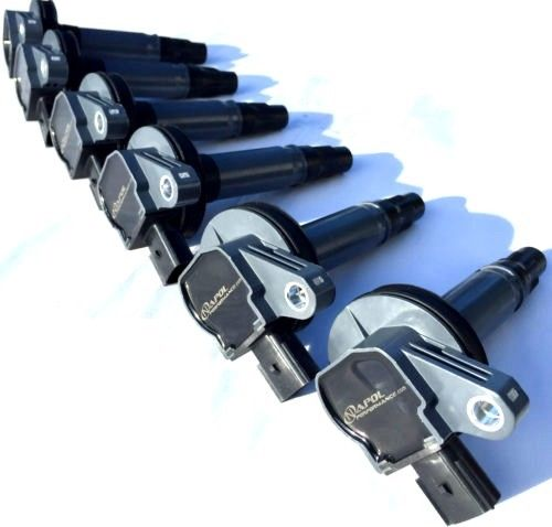 6 IGNITION COILS FORD EDGE EXPLORER FLEX FUSION TAURUS LINCOLN MKS MKT MKZ MKX