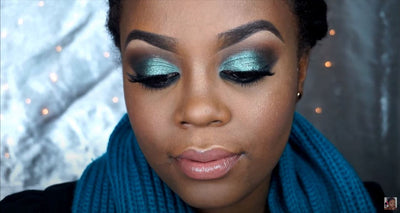 MAKEUP TUTORIAL | Mica Beauty Harliquin Pigment by Lonyea Maiden