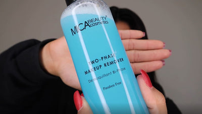 Two Phase Make Up Remover x MICA Beauty