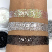 Glitter Powder - White