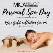 Rose Gold Skincare Collection Exclusive Limited Introductory Offer