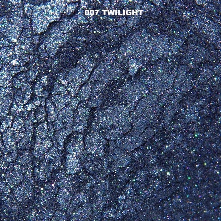 Mineral Eye Shadow Night Colors