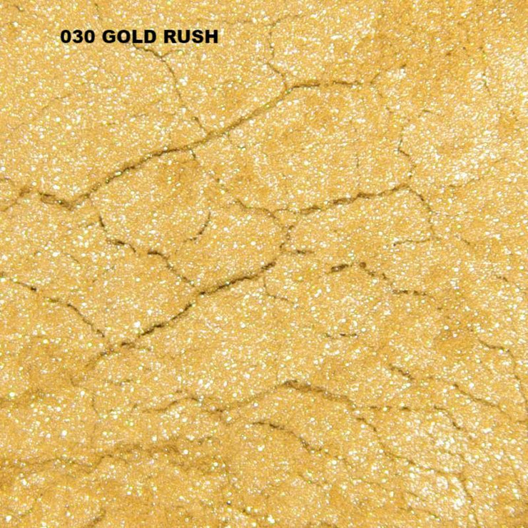 Loose Mineral Eyeshadow - Gold Rush