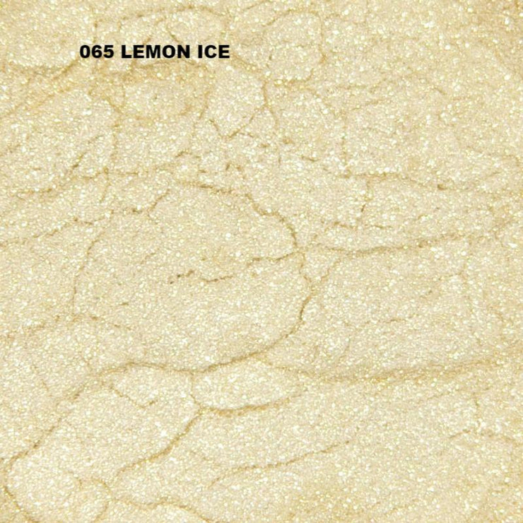 Loose Mineral Eyeshadow - Lemon Ice