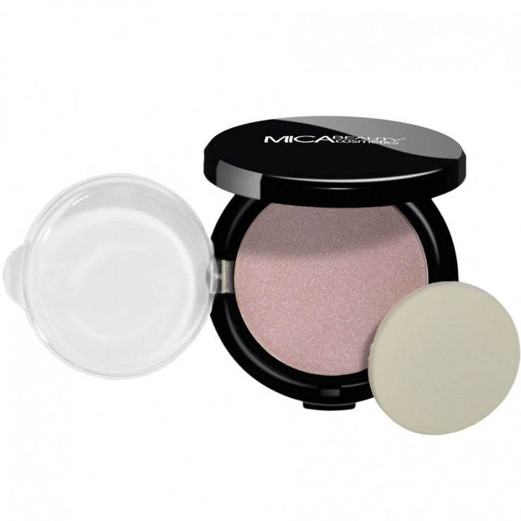 Rosy Pink Face & Body Compact Bronzer