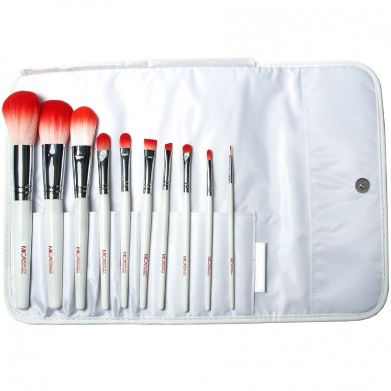Deluxe Brush Set w/Free Foundation & Highlighter