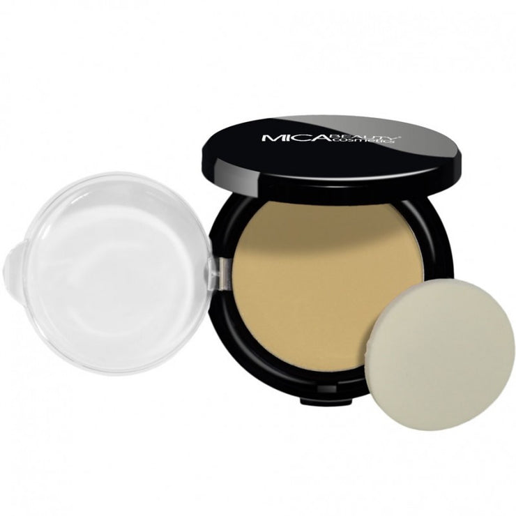 Pressed Mineral Foundation - Honey