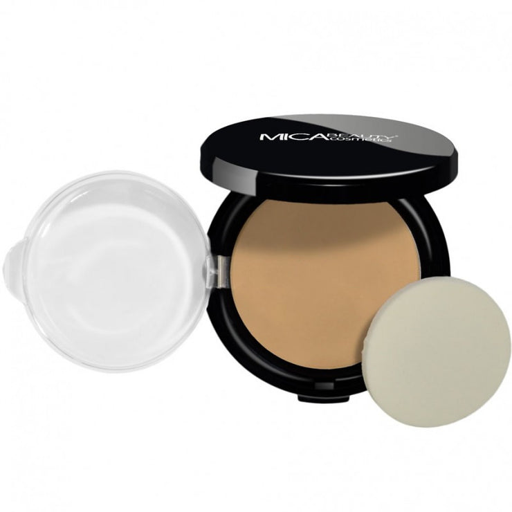 Pressed Mineral Foundation - Cappuccino