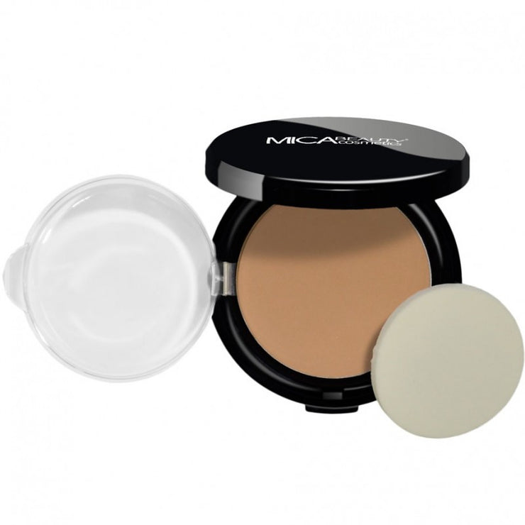Pressed Mineral Foundation - Cream Caramel