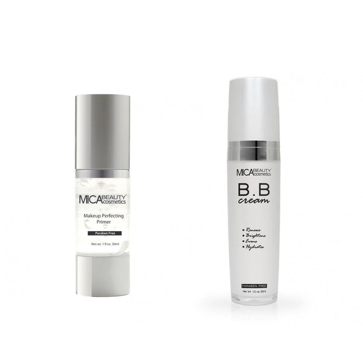 Perfecting Makeup Primer and BB Cream Combo
