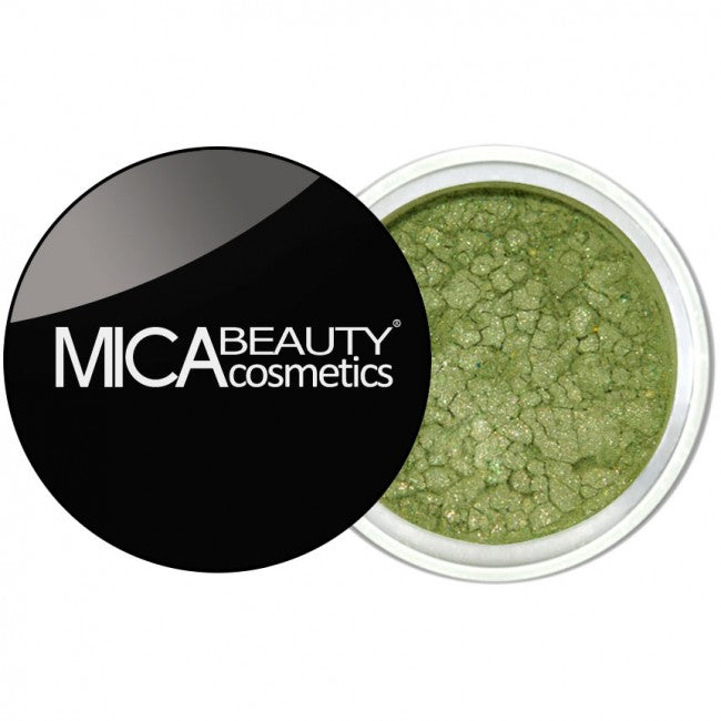 Loose Mineral Eyeshadow - Kelly Green