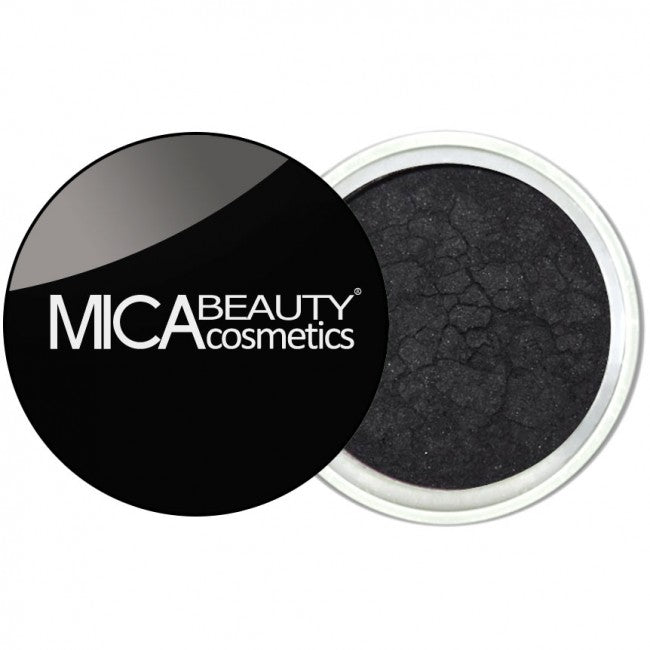 Loose Mineral Eyeshadow - Ebony