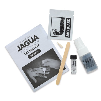 Jacquard Jagua Temporary Tattoo Kit