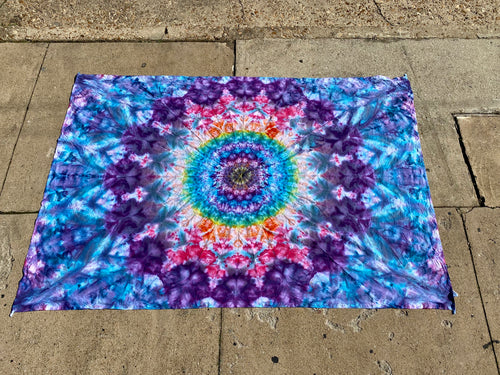Mandala Colorful Tapestry