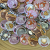 Turtle Soup Buttons