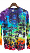 Rainbow Galaxy Long Sleeve Tee