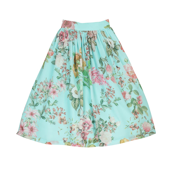 English Garden Skirt Top