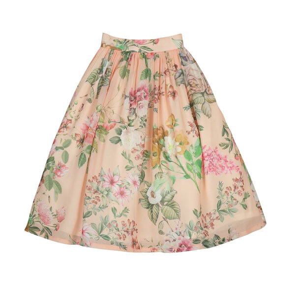 French Garden Skirt Top