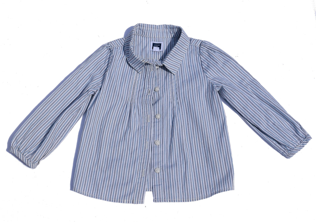 Janie and Jack button down shirt 2T