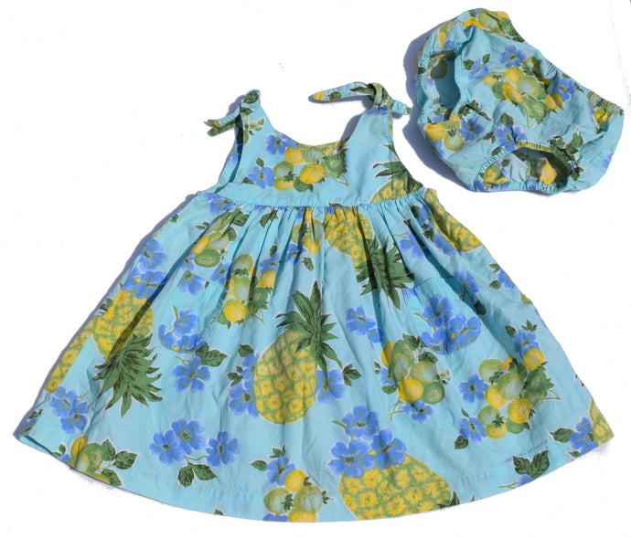 Baby gap pineapple dress 12-18 Months