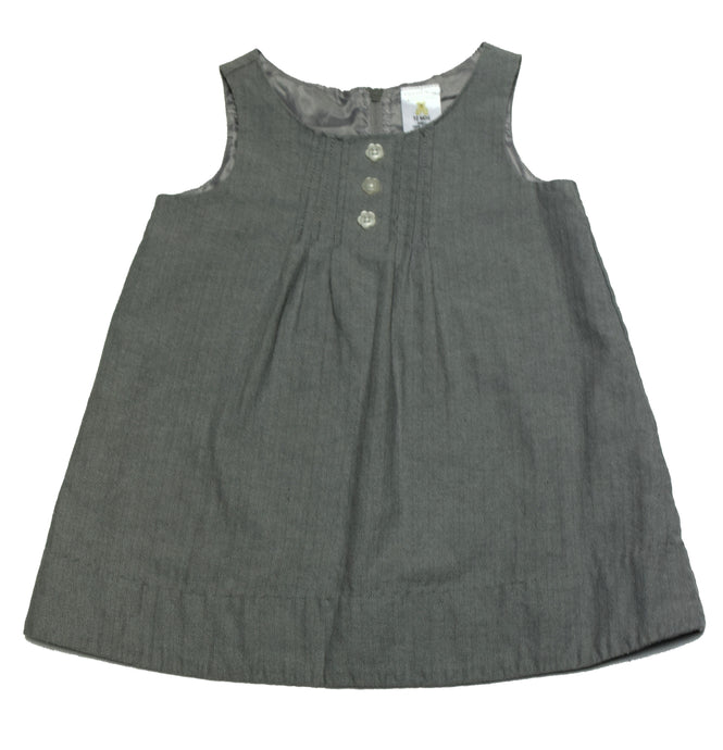 Grey mini dress 12-18 months
