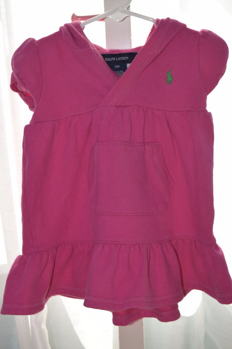 Ralph Lauren Swim cover-up 9-12 months