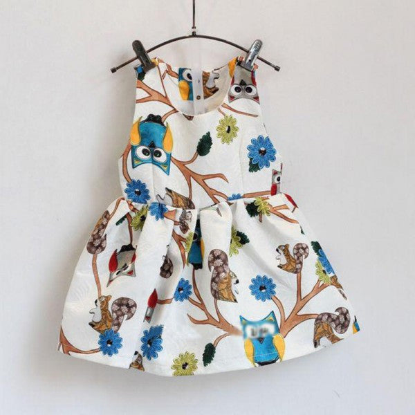 Vintage style dress (2 Year- 6) (OE)