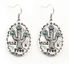 Bohemian Tree Wild Earrings - Chloe's Jewelry Box