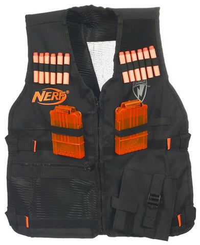 Breathable JPG Vest Game Protective Vest Modular Chest Set Vest for fun(Black)