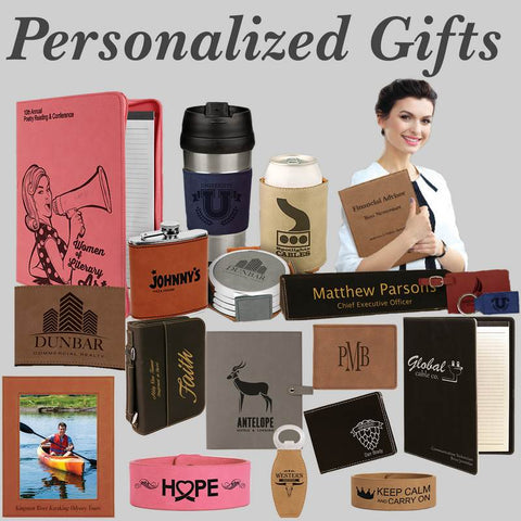 Xpress Printing Laserable Leatherette Gifts