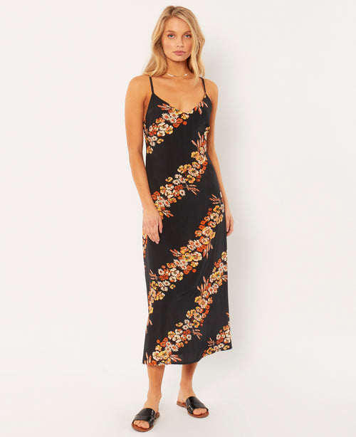 Amuse Society Madelyn Midi Dress