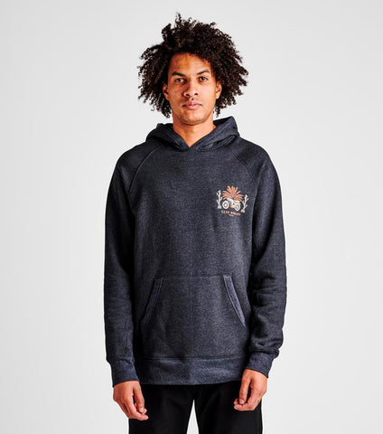 Jefferson Zip Fleece Hoodie