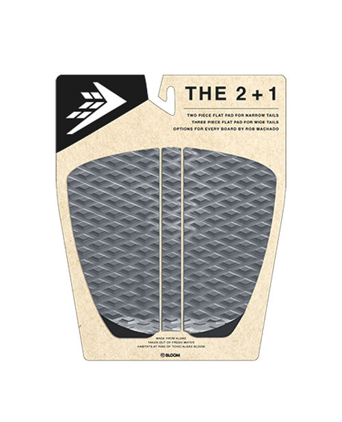 2+1 FLAT TRACTION PAD