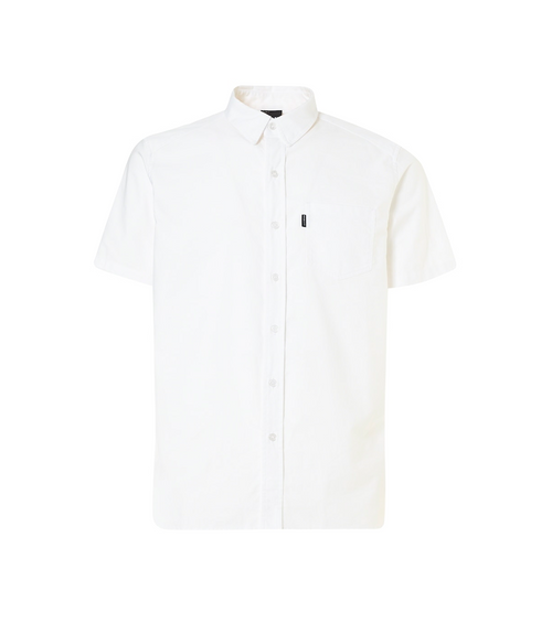 Oakley Oxford Short Sleeve Mens Shirt