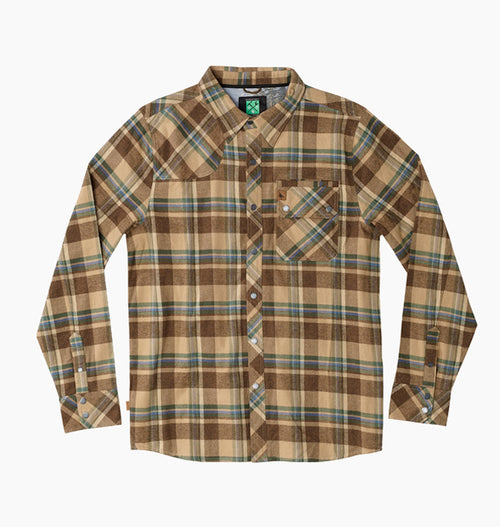 Hippytree Alta Flannel